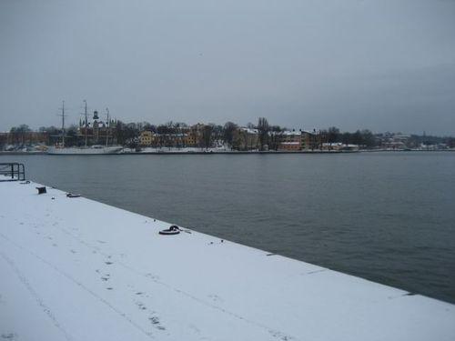 Snöig vy 2