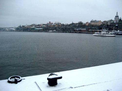 Snöig vy 1