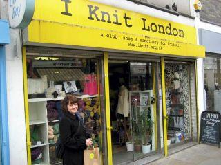 I Knit store
