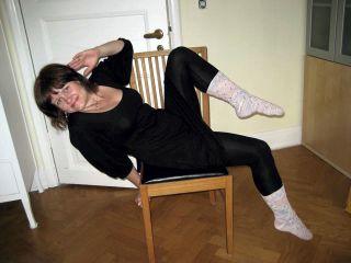 Modelling socks 2