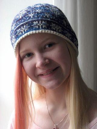 Elise 12 år