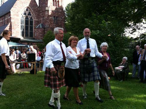 Skotsk dans